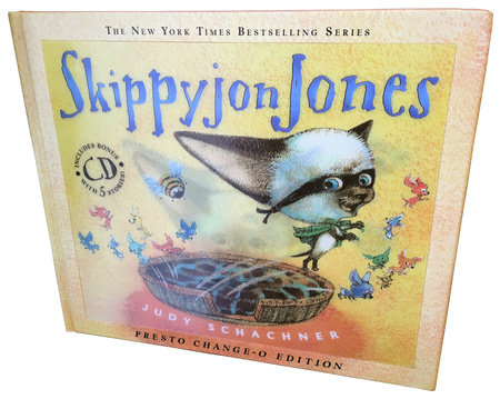 Skippyjon Jones Presto-Change-O