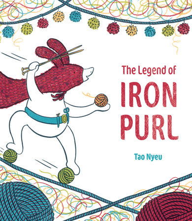 The Legend of Iron Purl