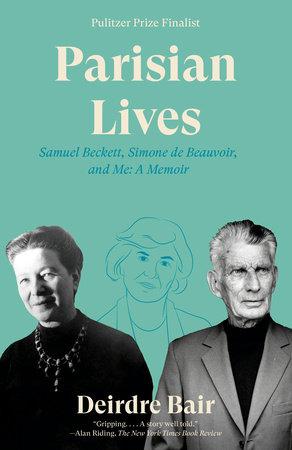 Parisian Lives book cover