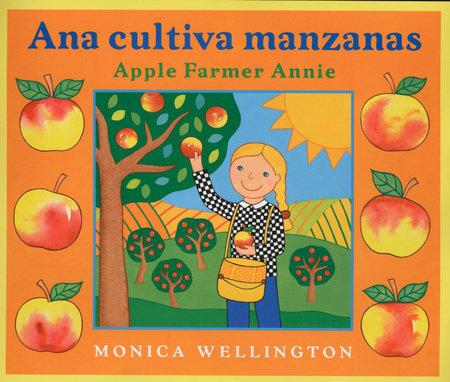 Apple Farmer Annie/ Anna Cultiva Manzanas