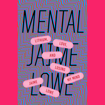 Mental book cover