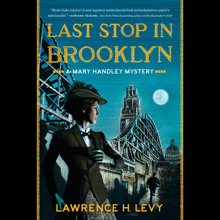 Last Stop in Brooklyn book cover