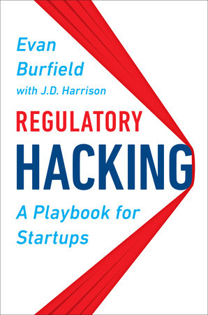 Regulatory Hacking book cover