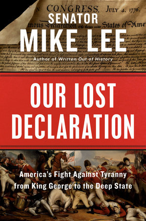Our Lost Declaration book cover
