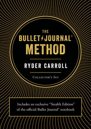 The Bullet Journal Method Collector's Set
