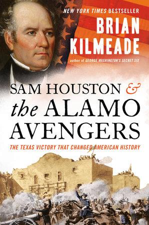 Sam Houston and the Alamo Avengers