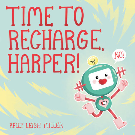 Time to Recharge, Harper!