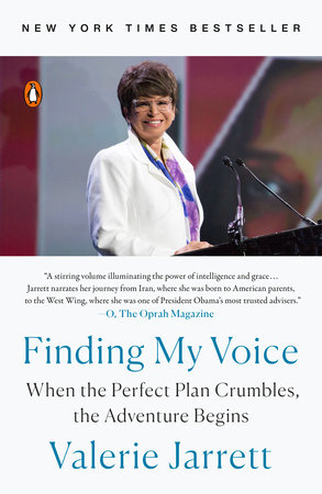 Finding My Voice book cover