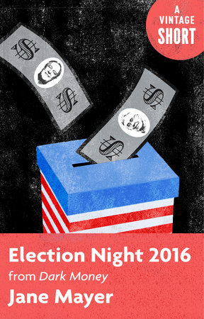 Election Night 2016 book cover