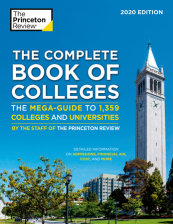 The Complete Book of Colleges, 2020 Edition