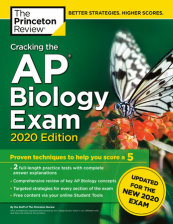 Cracking the AP Biology Exam, 2020 Edition