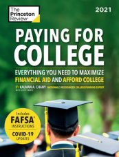 Paying for College, 2021