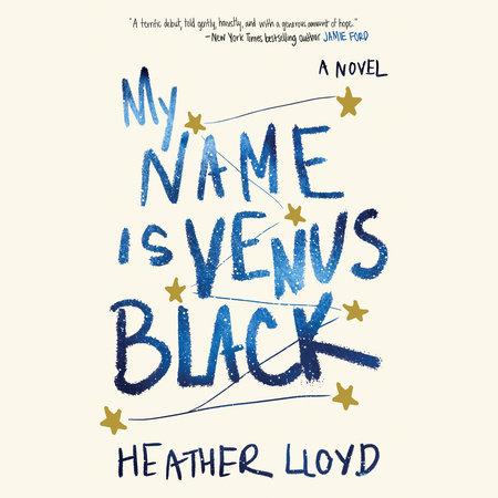 Venus Throws Herself At Waiting Arms Of >> My Name Is Venus Black Penguin Random House Education