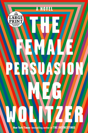 The Female Persuasion book cover
