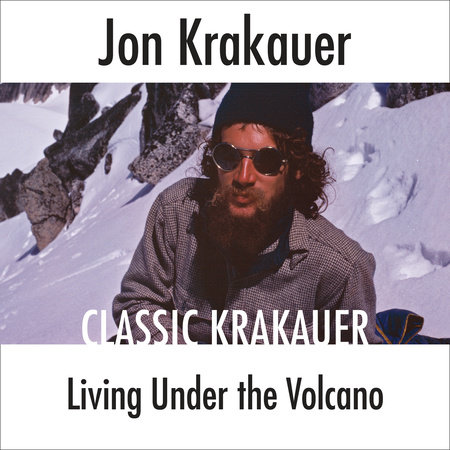 Living Under the Volcano book cover
