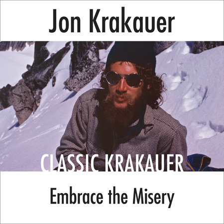 Embrace the Misery book cover
