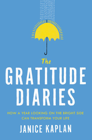 The Gratitude Diaries book cover