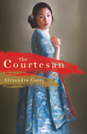 The Courtesan book cover