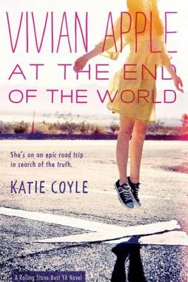 Cover of Vivian Apple at the End of the World
