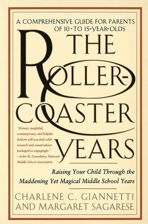 The Rollercoaster Years by Margaret Sagarese and Charlene C. Giannetti