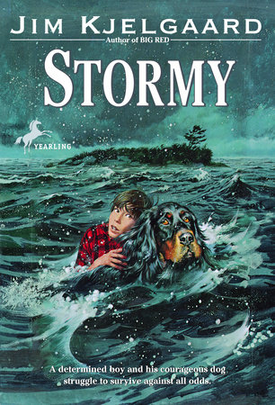 Stormy by Jim Kjelgaard