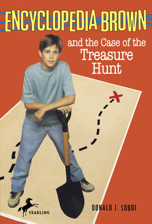Encyclopedia Brown and the Case of the Treasure Hunt by