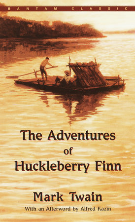 The Adventures of Huckleberry Finn by