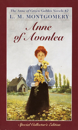 Anne Of Avonlea by
