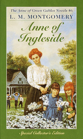 Anne Of Ingleside by