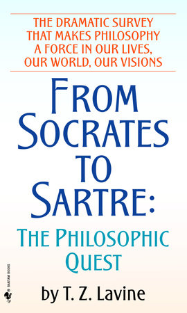 From Socrates to Sartre by