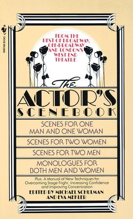 The Actor's Scenebook by