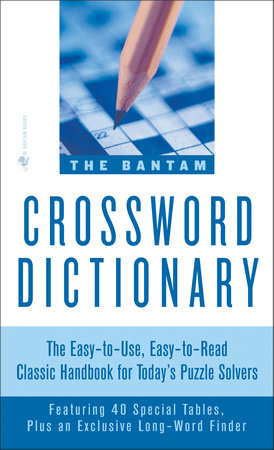 The Bantam Crossword Dictionary by