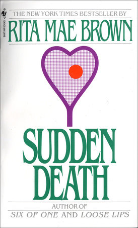 Sudden Death book cover