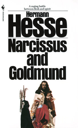 Narcissus and Goldmund by