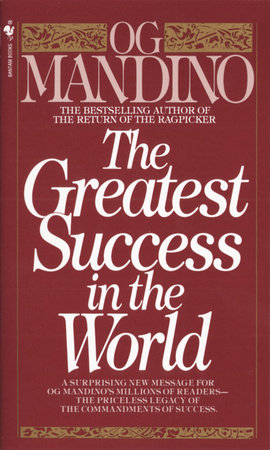 The Greatest Success in the World by