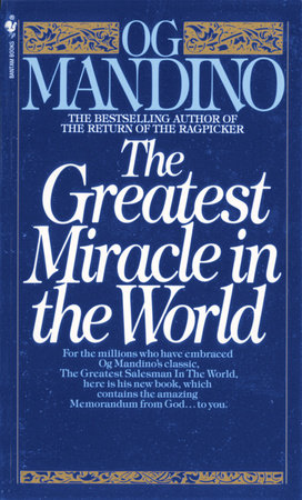 The Greatest Miracle in the World by