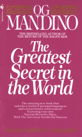The Greatest Secret in the World by