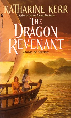 The Dragon Revenant by Katharine Kerr