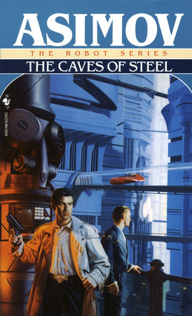 Caves of Steel by