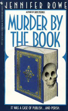 MURDER BY THE BOOK by Jennifer Rowe