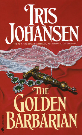 The Golden Barbarian by