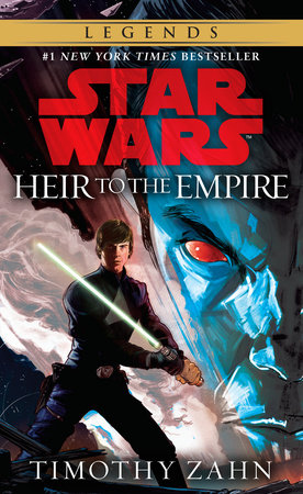 Heir to the Empire: Star Wars (The Thrawn Trilogy) by Timothy Zahn