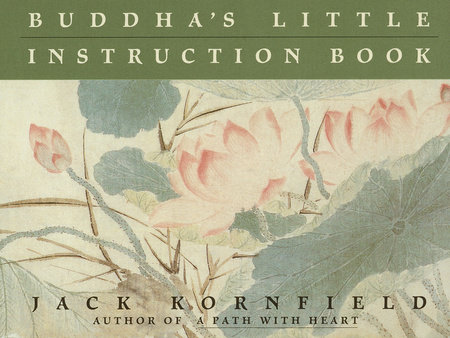 Buddha's Little Instruction Book by