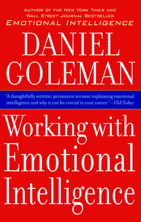 Working with Emotional Intelligence by