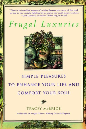 Frugal Luxuries by