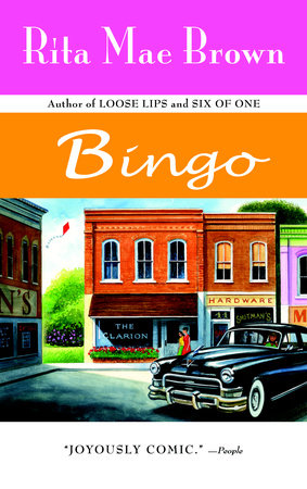 Bingo book cover