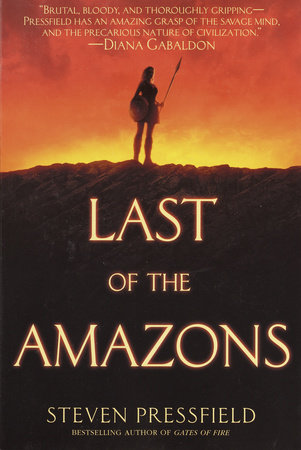 Last of the Amazons by