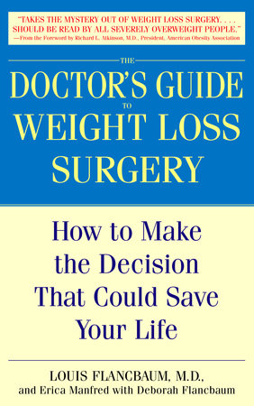 The Doctor's Guide to Weight Loss Surgery by