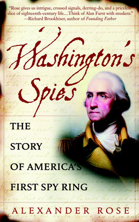 Washington's Spies by