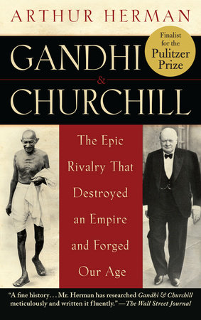 Gandhi & Churchill by